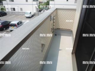 茨木市賃貸アパート Pixie|バルコニー.jpg
