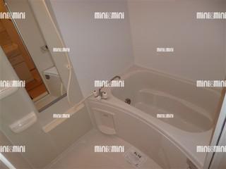 高槻市賃貸アパート フラワー|浴室.jpg